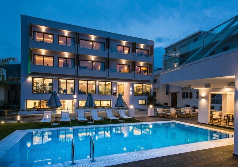 Economic development city of gardena for Design boutique hotels chalkidiki